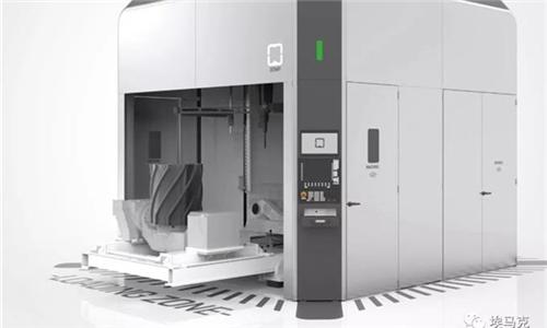 GEFERTE公司3DMP赢得最佳工业创新奖