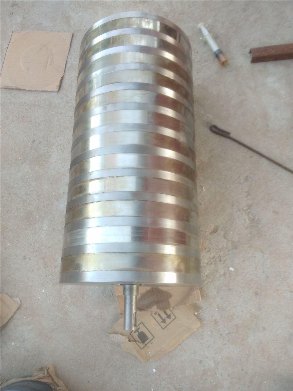 机床磁性分离器所用到的磁性材料-磁辊