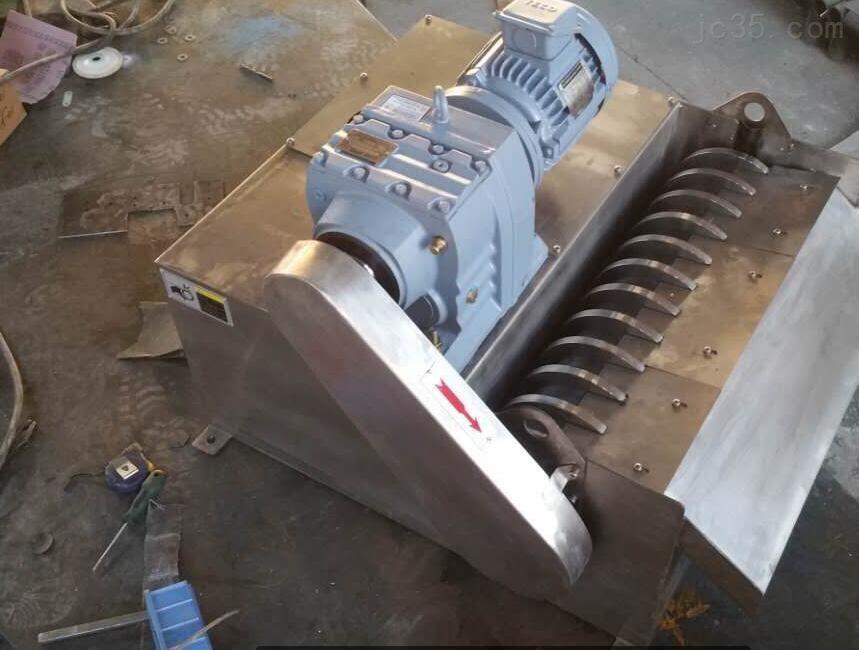 淺析套管式全自動磁性分離器廠家