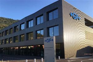 GF加工方案瑞士比尔新工厂盛大开业