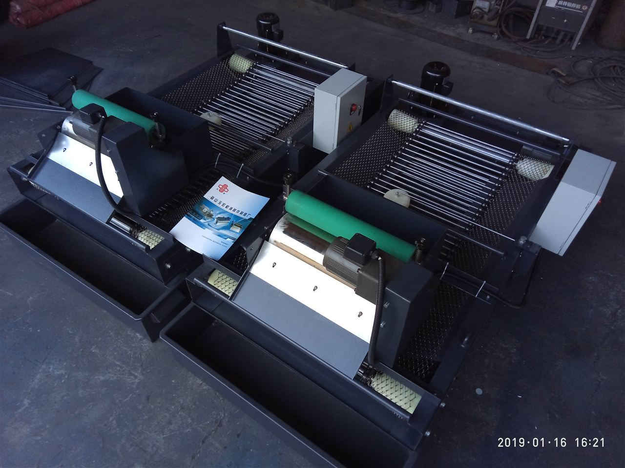 如何正确使用纸带过滤机