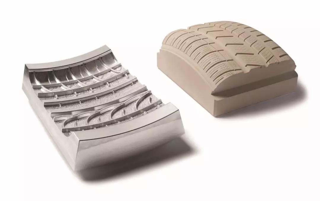 「必威体育官网西汉姆联」GF加工方案:量身定制的轮胎模具解决方案