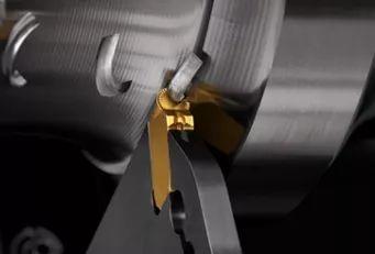「必威登录首页」山特维克可乐满推出可提升窄槽长悬伸仿形切削性能的圆刀片