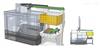 CK-10自动化系统置于数控车床侧面